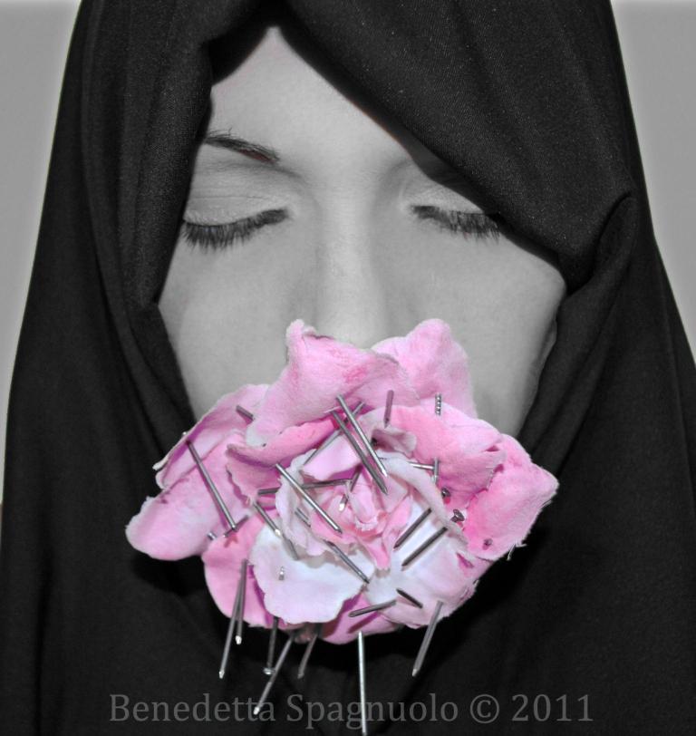Senza titolo/self portrait#2, 2011
