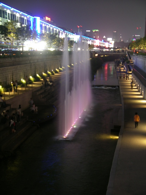 Seoul @ Night