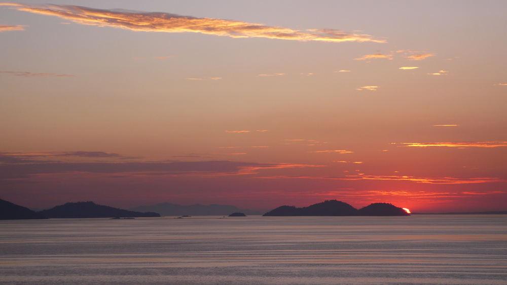 Sepetiba Bay Sunrise II