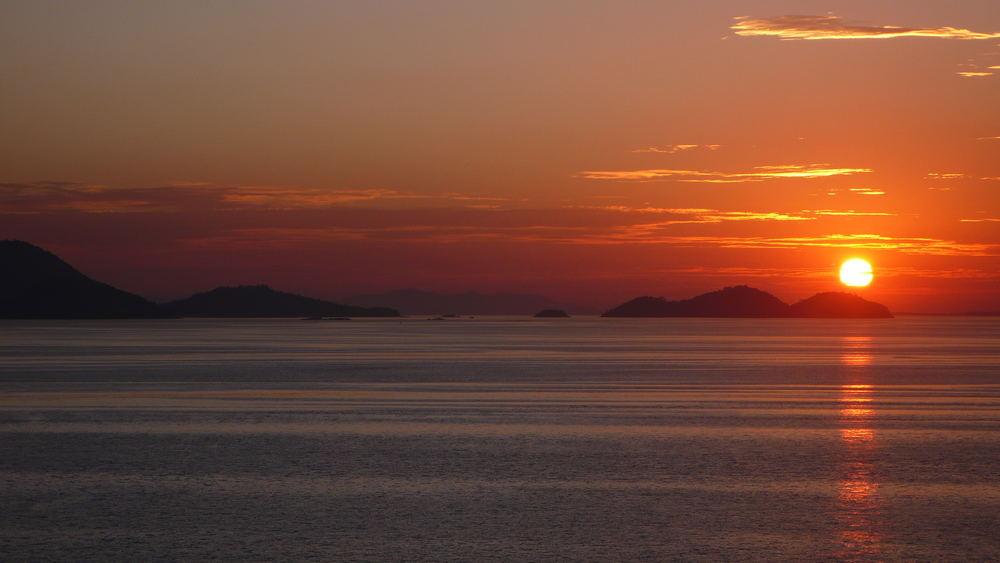 Sepetiba Bay Sunrise III
