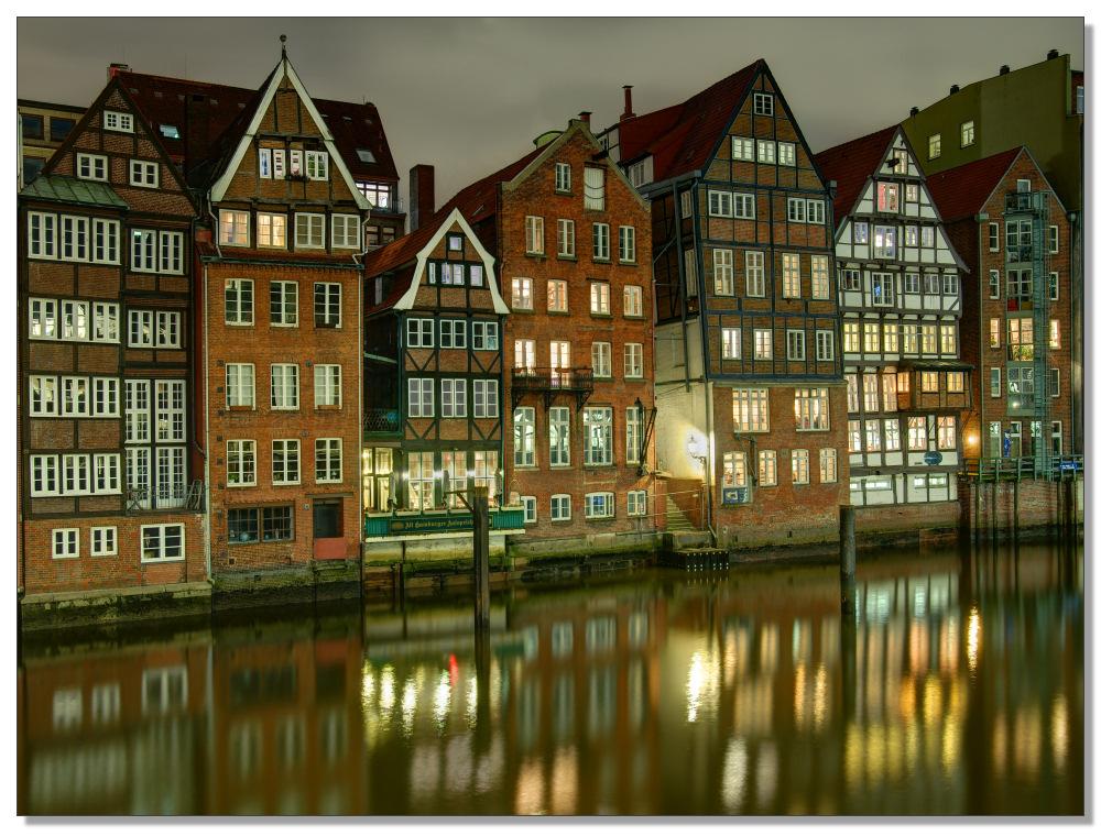 Sept soeurs de Hambourg