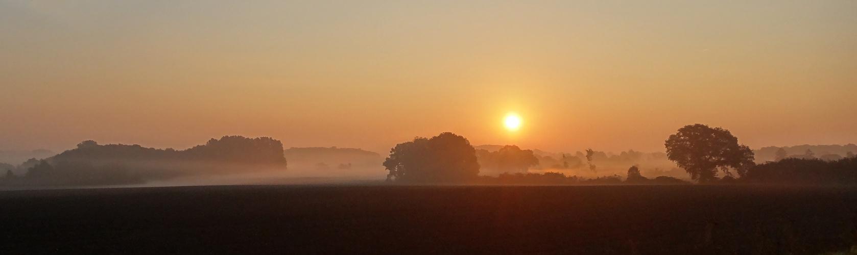 Septembermorgen...mit Sonne diesmal