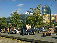 Septembersonne kann man überall genießen!