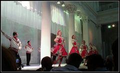 Serata all'insegna del folklore russo...