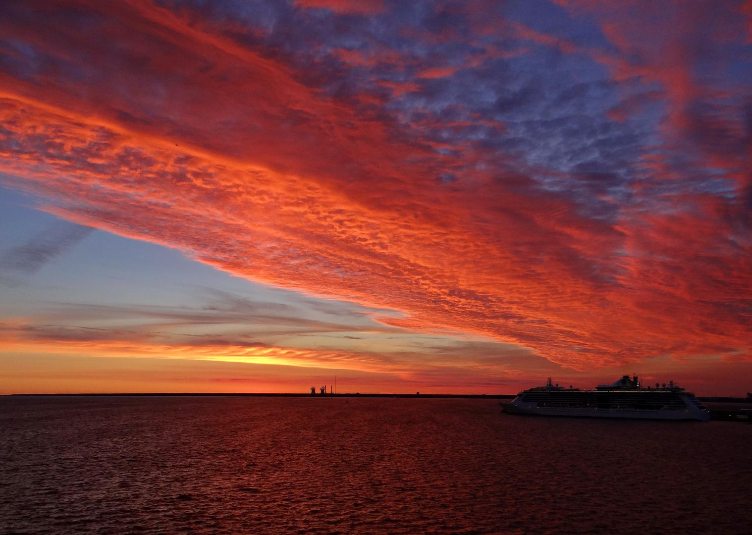 Serenade of the Seas in St. Petersburg