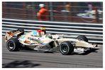 Sergio Perez, Barwa Addax, Monaco 2010