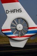 Serie über Flugzeugdetails 9