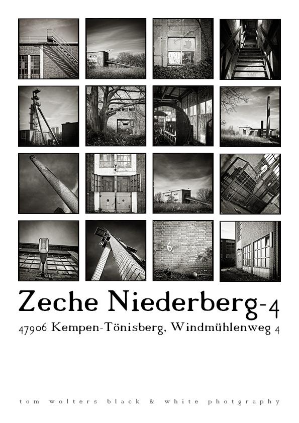 Serie: Zeche Niederberg-4 in Kempen