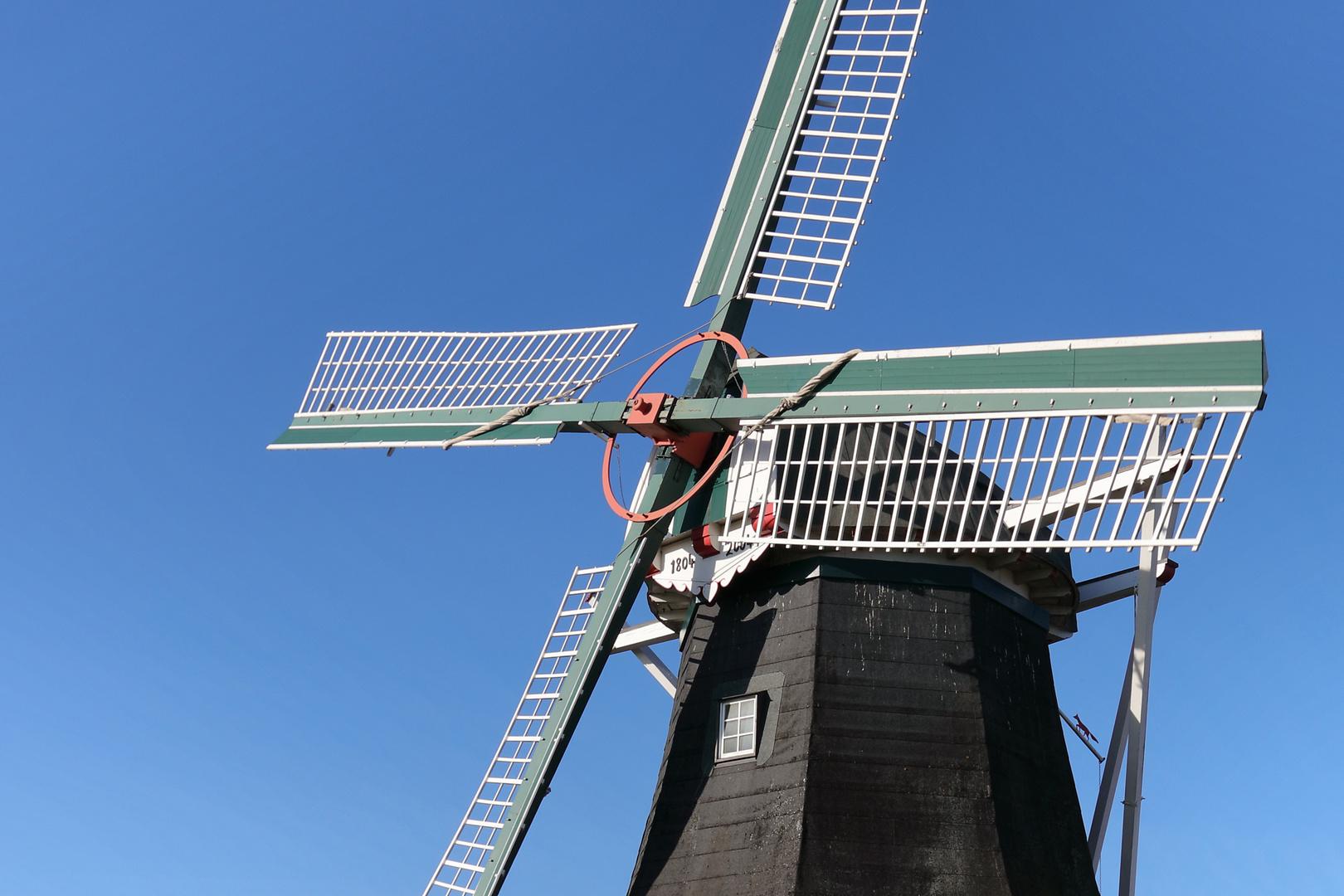 Seriemer Mühle, Neu-Harlingersiel