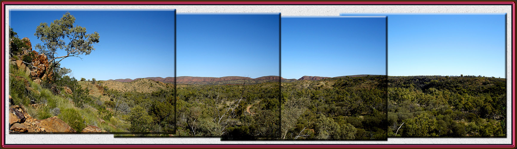 Serpentine Gorge, Sequence, reload
