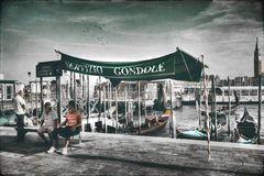 Service Gondola