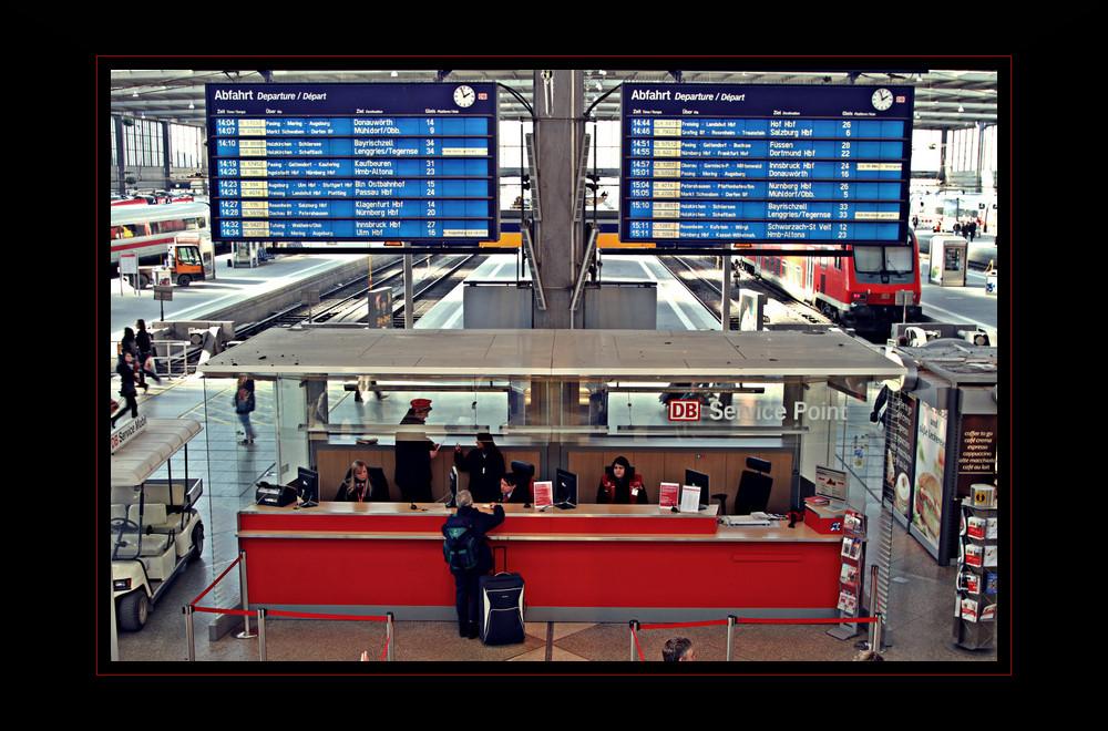 Service Point / München Hauptbahnhof