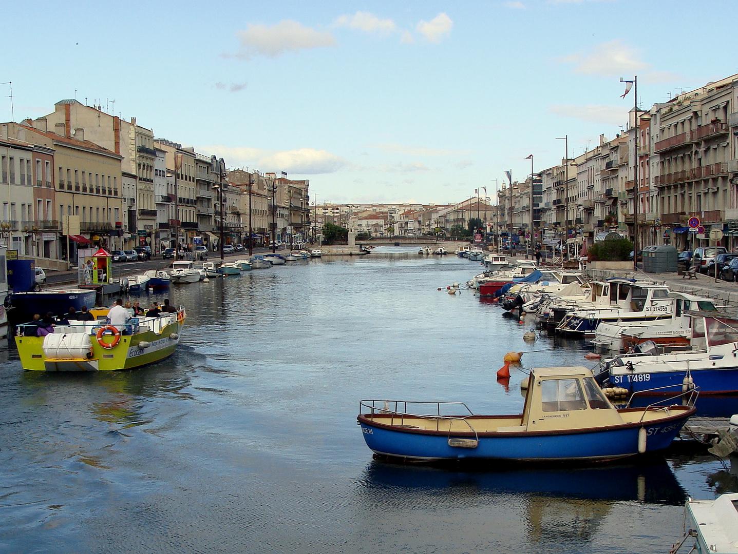 Sète, une belle ville..01