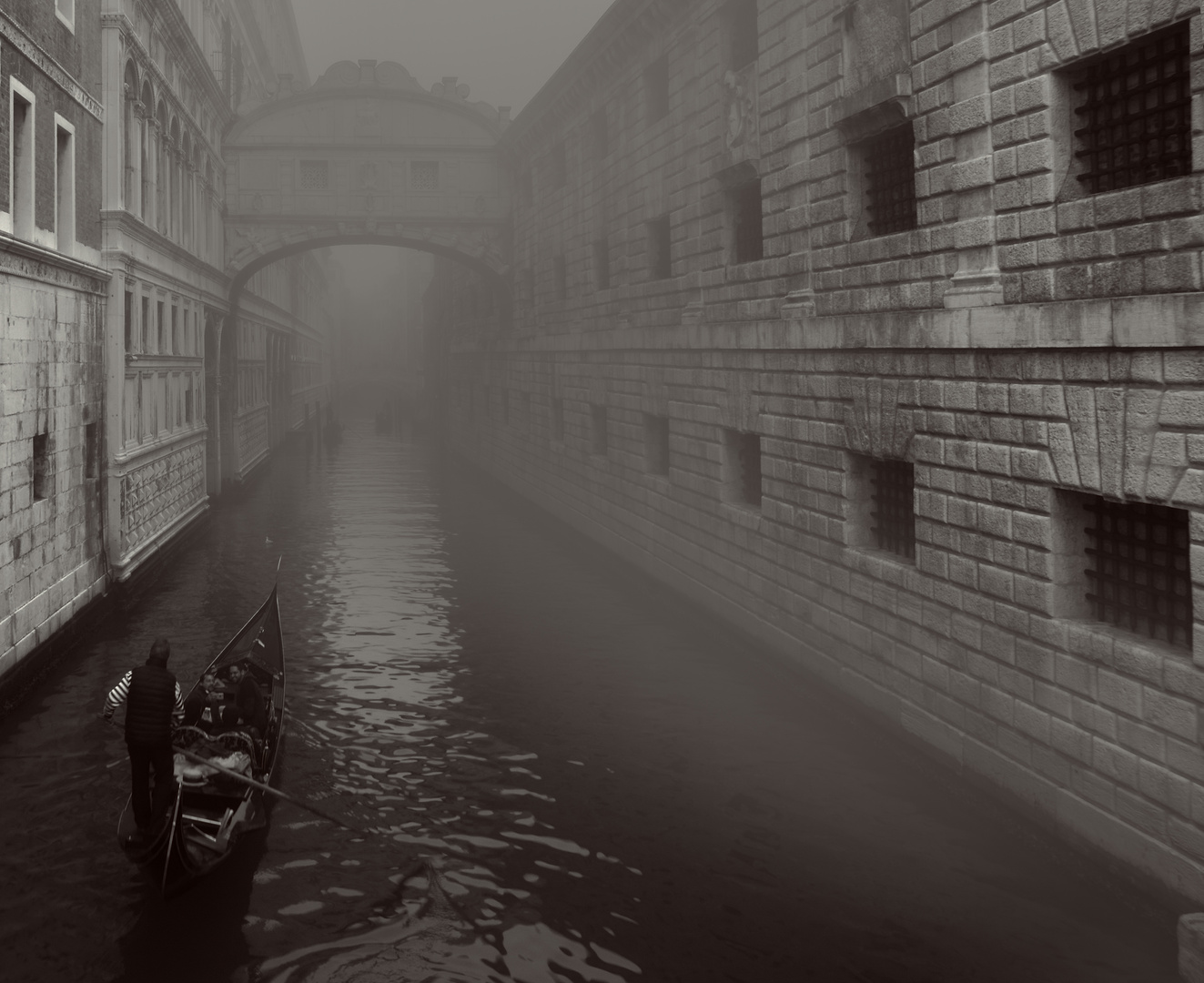 Seufzer im Nebel