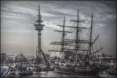 Seute Deern / Bremerhaven.....HDR