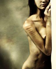 """Seven days"", 2015 © Daniele Deriu – ""Scars of life"", series."