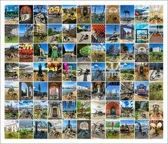 * seventy-seven bicycles *