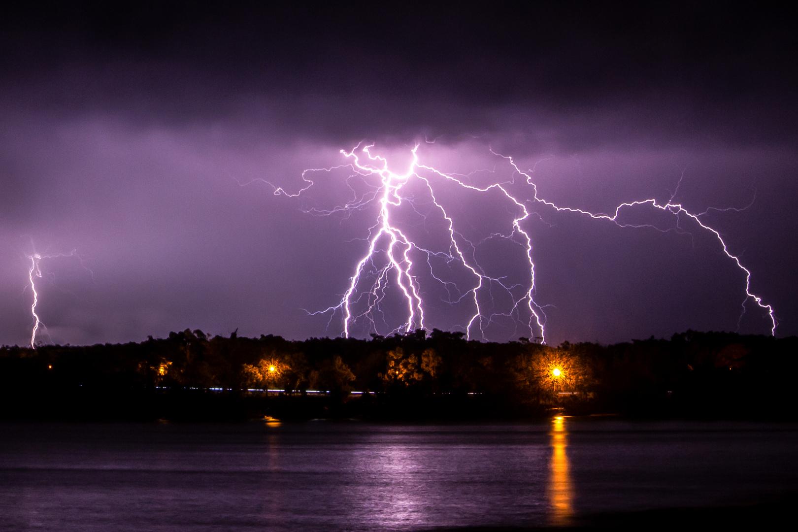 severe thunderstorm foto bild australia nature