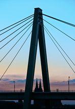 Severinsbrücke & Dom