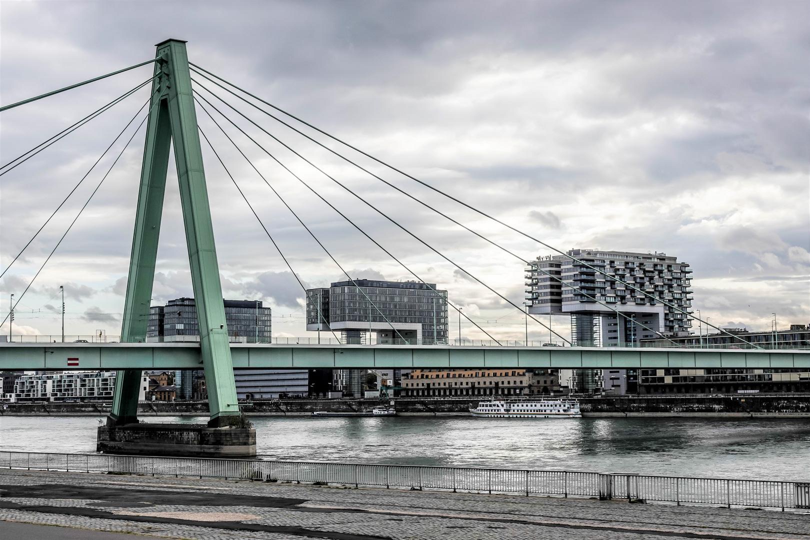 Köln Severinsbrücke
