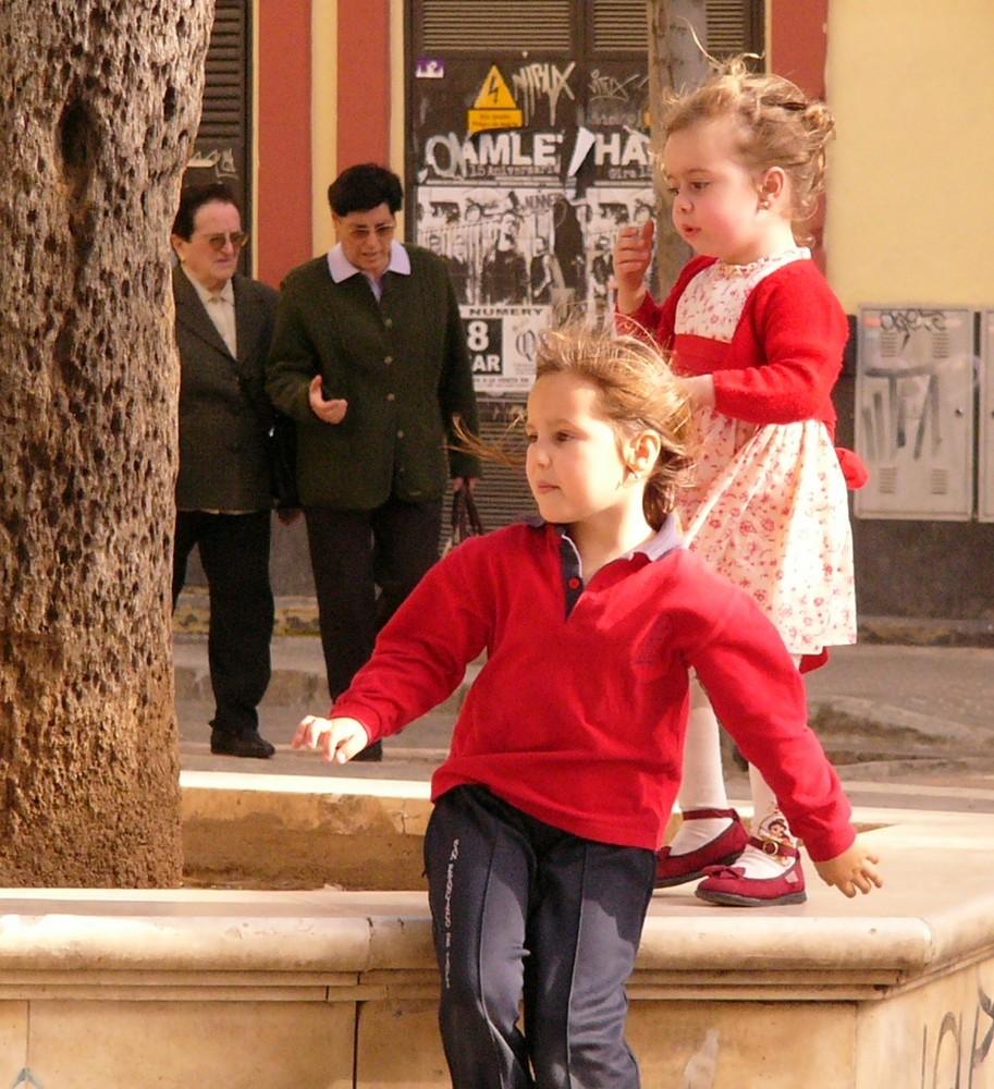 Sevilla 2008 - Generationen