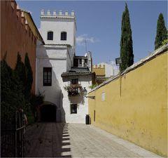 Sevilla Gassen