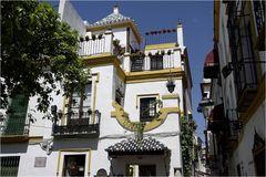 .Sevilla Gassen