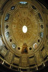 Sevilla . Kapitelsaal in der Kathedrale