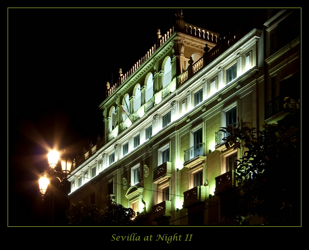 Sevilla @ Night II