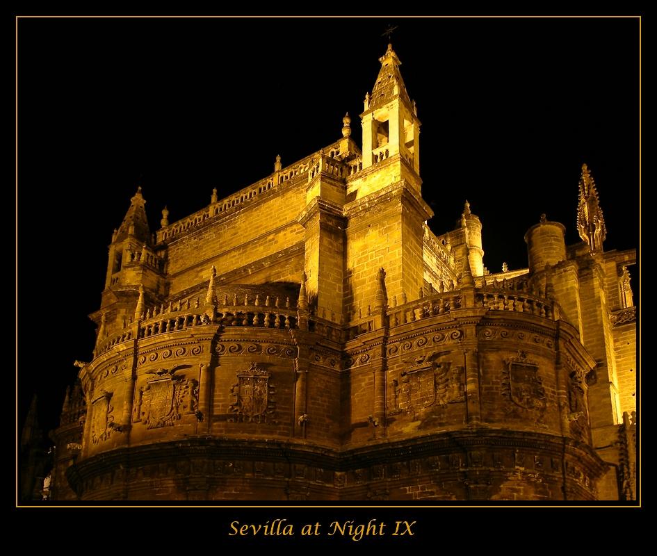 Sevilla @ Night IX
