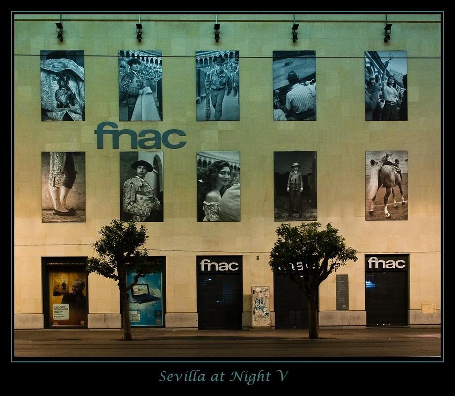 Sevilla @ Night V