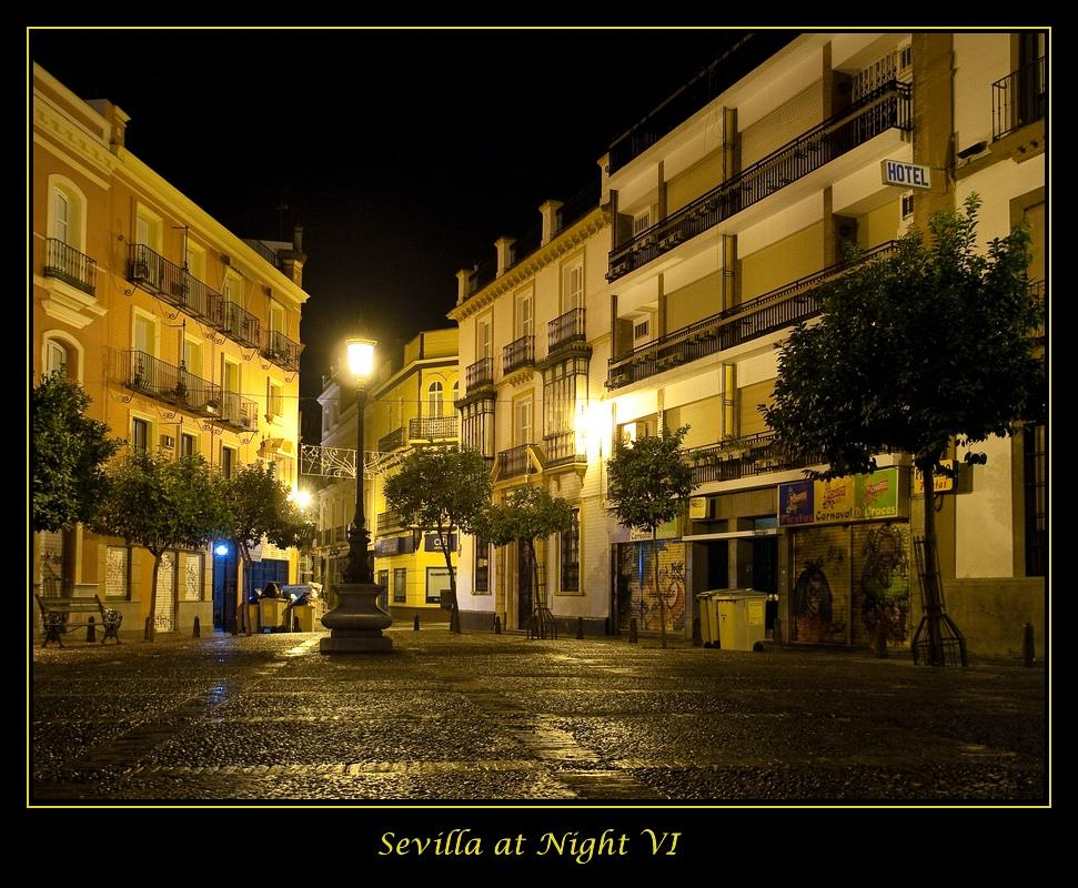 Sevilla @ Night VI