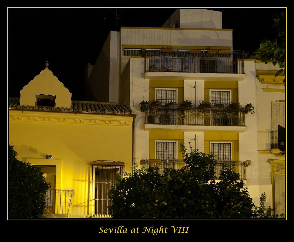 Sevilla @ Night VIII