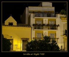 Sevilla @ Night VIII
