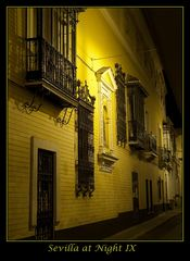 Sevilla @ Night X