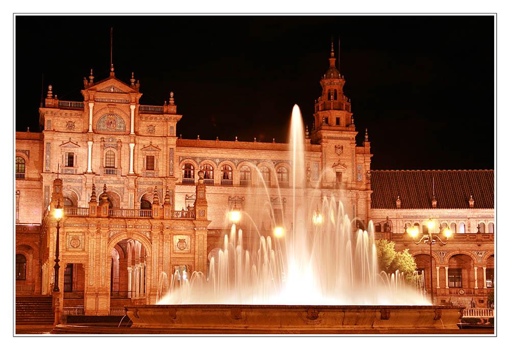 Sevilla - Plaza de España #2