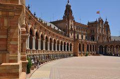 Sevilla - Plaza de Espana 2