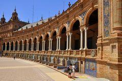 Sevilla - Plaza de Espana 3