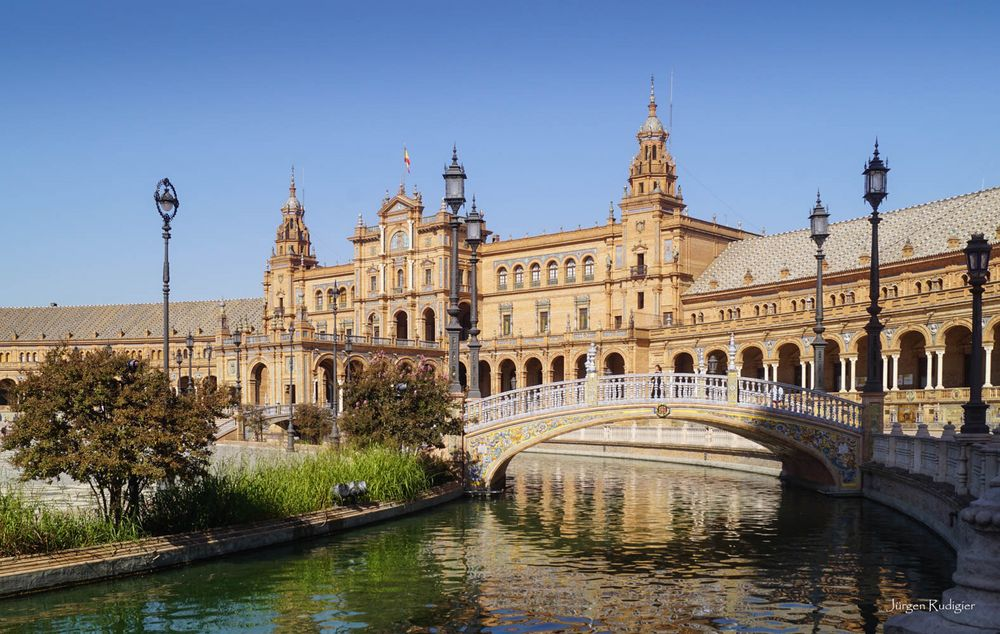 Sevilla Plaza Espania