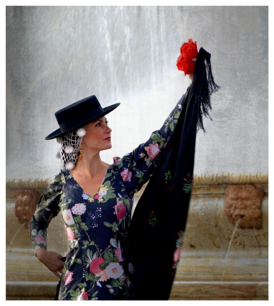 Sevilla rose