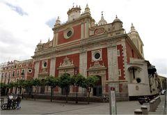 Sevilla - Salvador-Kirche