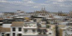 Sevilla Stadt - Spanien