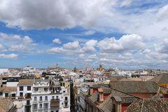 Sevilla-von-oben