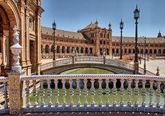 Sevilla Weltausstellungsgebäude 1929