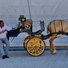 Sevilla, wo sind die Touristen