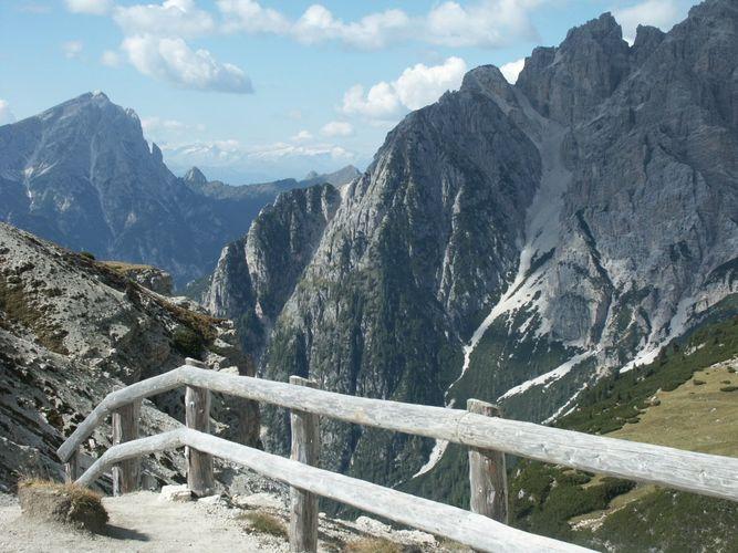 Sexten (Dolomiten Italien)