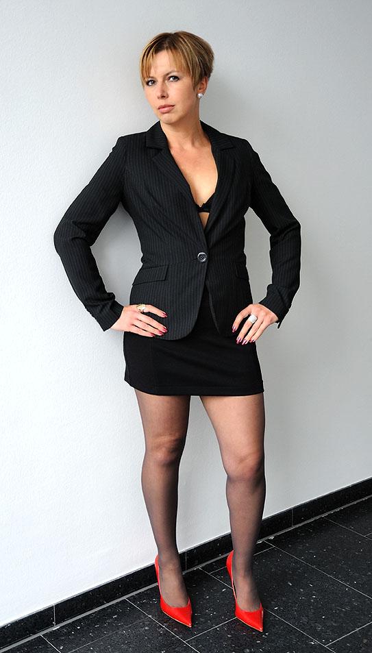 sexy Business Lady Foto & Bild | fashion, indoor, frauen
