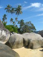 Seychellen-Feeling auf Pulau Tioman