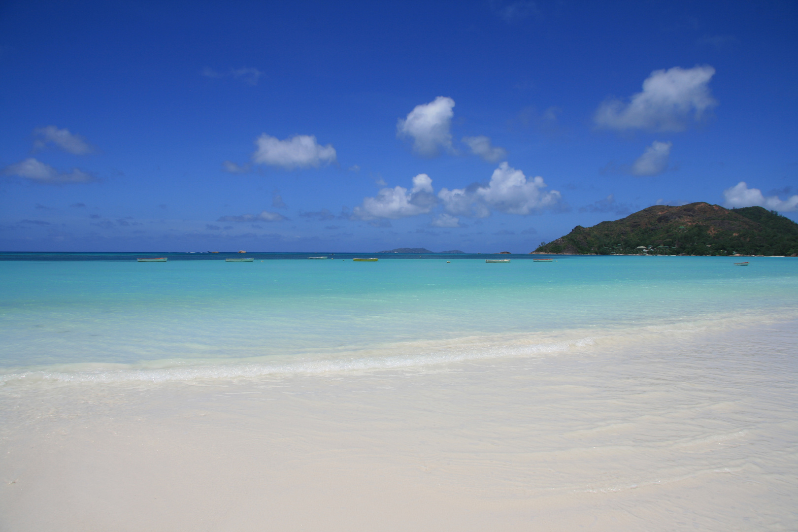 Seychellen (Insel Praslin / Anse Lazio) 09-2009