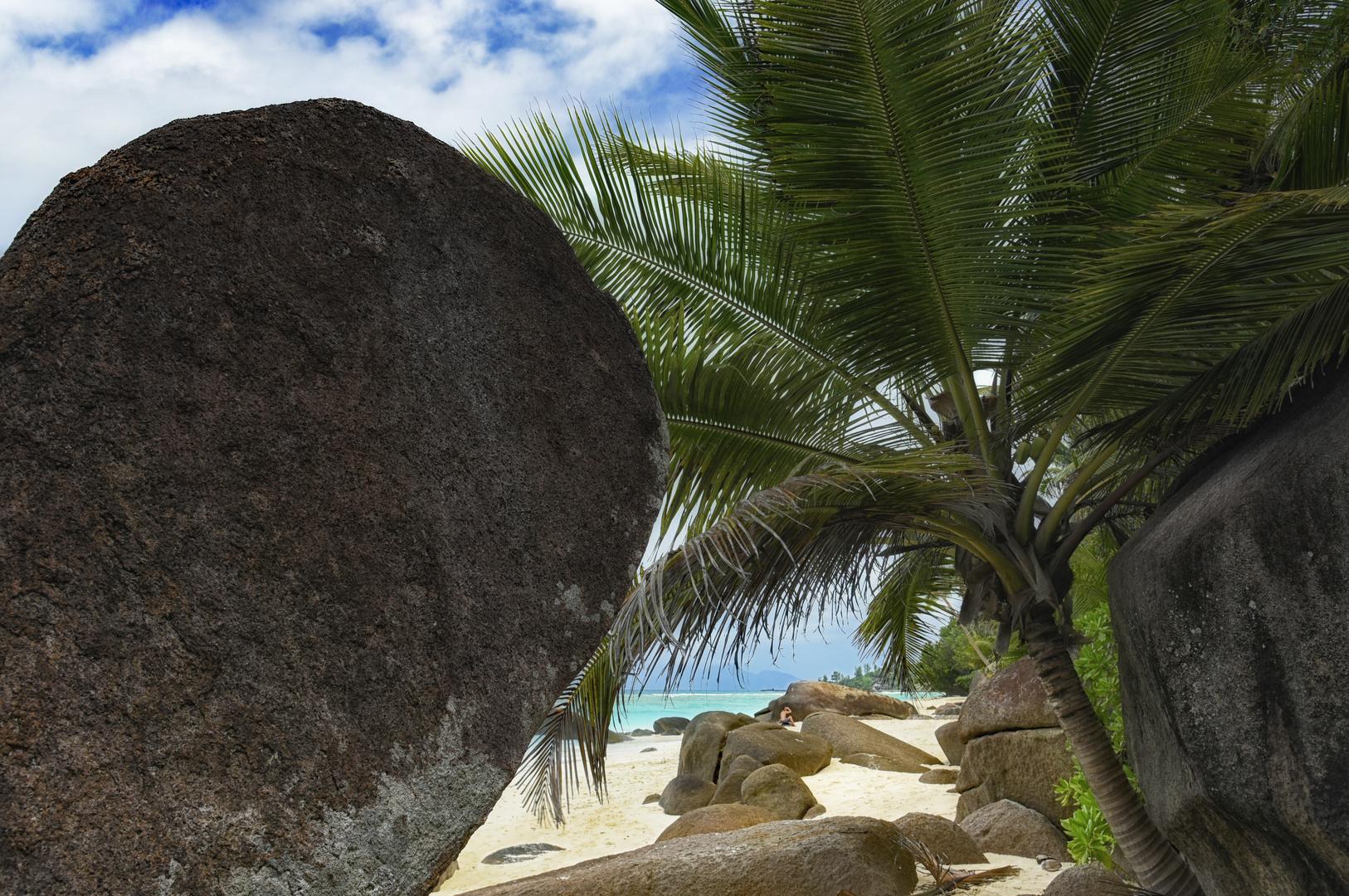 Seychelles Silhuett Island